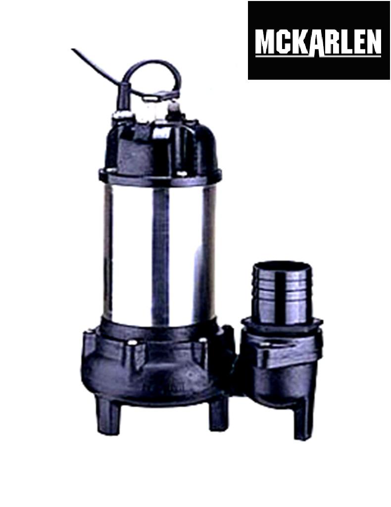 Bơm chìm nước thải 80GV-750